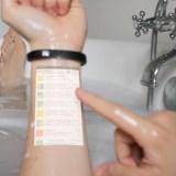 Cicret Bracelet: Armband projiziert Android auf deine Haut