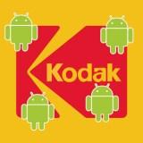 Kodak macht nun auch Android-Smartphones und Tablets