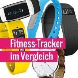 Fit im Handumdrehen: Fitness-Tracker im Vergleich