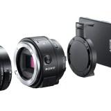 Sony SmartShot ILCE-QX1: Das Smartphone als Kamera