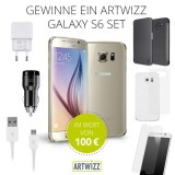 Artwizz Galaxy S6 Set im Wert von rund 100 Euro gewinnen!