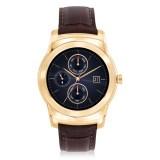 LG Watch Urbane Luxe: LG stellt goldene Smartwatch mit 23 Karat und Alligatorleder vor
