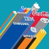 Die wertvollsten Unternehmen der Welt: Apple, Google und Microsoft