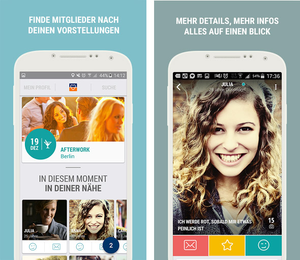 website bewertung flirt apps