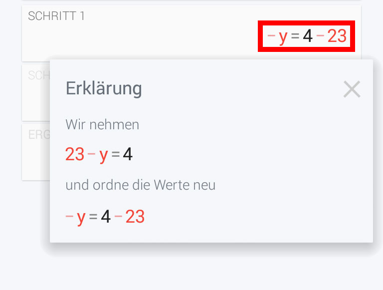 Alltags-Geheimtipp: Mathematische Gleichungen lösen lassen - Androidmag