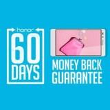 60 Tage Rückgabe-Garantie beim Kauf von Honor 5X, Honor 7 (+Premium)