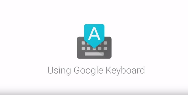 google-tastatur-main