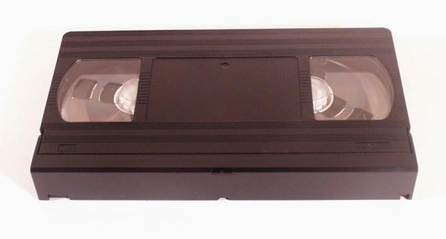 Kaum zu glauben: Auf solchen vergleichsweise großen Kassetten haben wir in den 80er und 90er Jahren unsere Fernsehsendungen aufgezeichnet. (Foto: M. Connors)