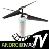 ROAM-e: Neue Kamera-Drohne macht atemberaubende 360-Grad-Selfies