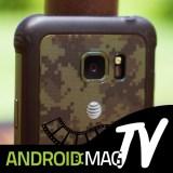 Video: Galaxy S7 Active überlebt Sturz aus 120 Meter Höhe