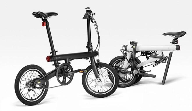 Bis zu 25 km/h schnell ist dieses Mini-e-Bike von Xiaomi (Foto Xiaomi)