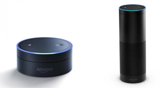 Bekommen die Echos bald einen Nachfolger? (Bild: Amazon)