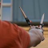Schießbude in der Hosentasche: Trommeln überall mit Feedrum