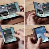 Samsung: Smartphones mit zusammenklappbarem Bildschirm ab 2017