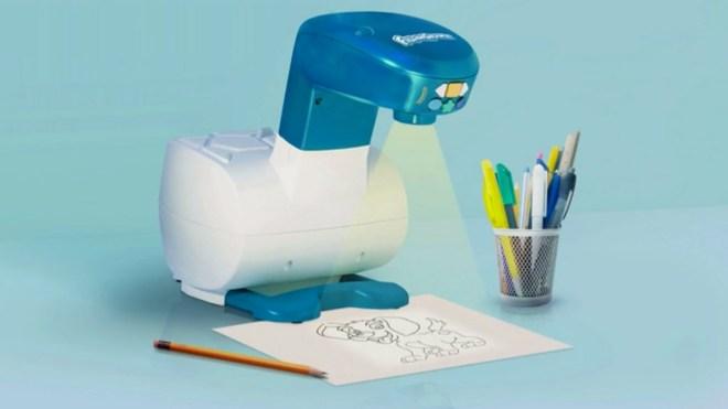 FollowGrams lehrt Kindern das Zeichnen (Foto Tal Zilberman/Kickstarter)