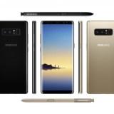 Galaxy Note 8: Erstes Bild und Features aufgetaucht