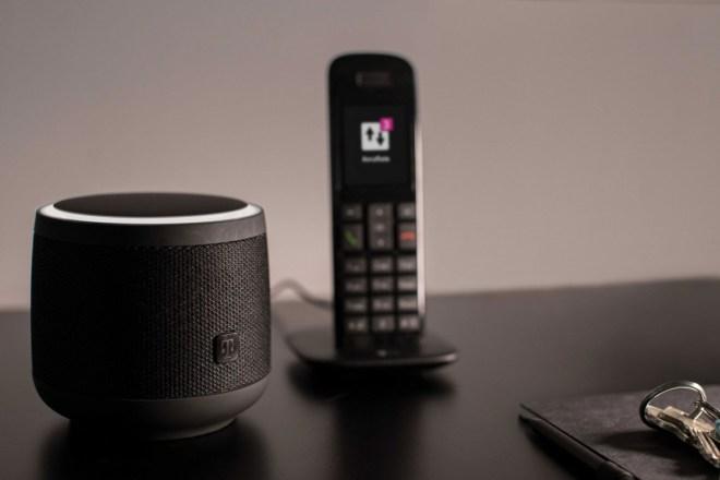 Der Smart Speaker der Deutschen Telekom. Quelle: DT