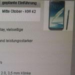 Galaxy Note 2 und Galaxy S3 LTE ab Oktober bei uns verfügbar