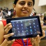 Aakash: Indien bekommt günstigstes Tablet der Welt