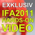 IFA 2011: Hands-On-Video zum Archos 101 G9