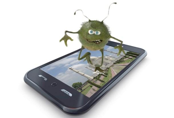 Smartphones sind als Infektionsquelle genauso gefährlich wie öffentliche Toiletten. (Foto: iStockphoto [skegbydave])