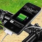 Nie mehr Akku leer: Handy laden beim Fahrradfahren