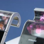 Flexibles Display 2012 bei Samsung