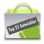 Die Top 25 App-Entwickler und die Erkenntnis, dass Android keine Spielplattform ist