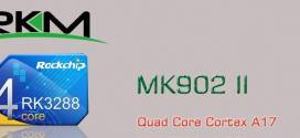 New Quad Core RKM MK902II Coming Soon