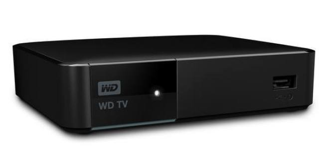 WD TV Review