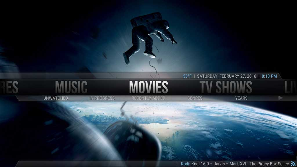 how to get kodi movies on a rooted android device