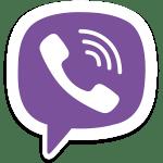 Viber Logo (full) - Android Picks