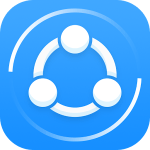 SHAREit Icon - Android Picks