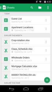 google-sheets-screenshot-android-picks
