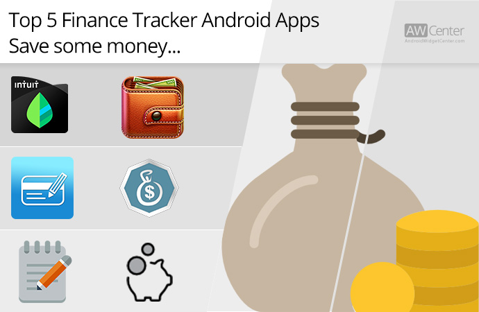 Top 5 Finance Tracker Android Apps Save Money on Android!