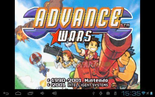 advancewars
