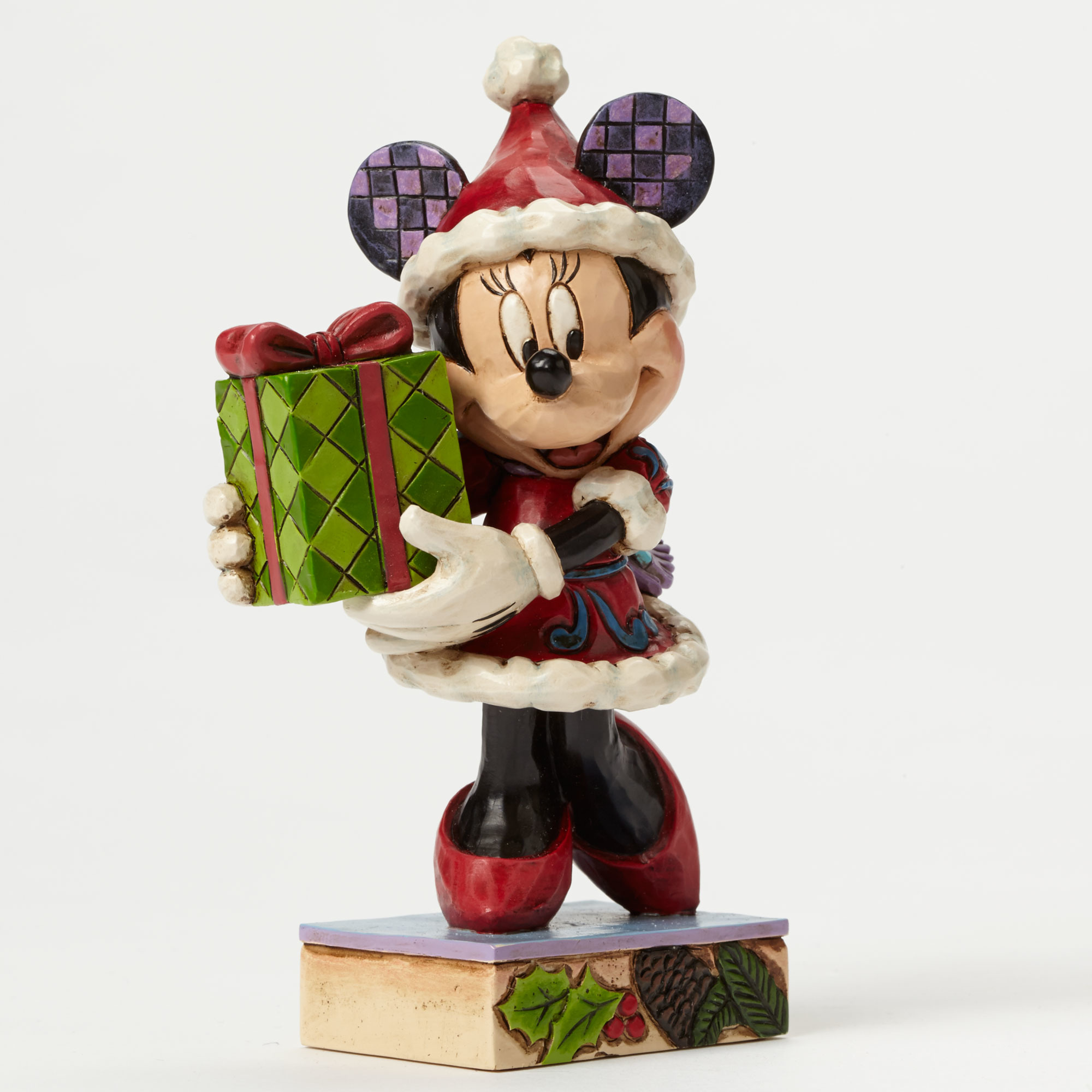 Traditional Gifts For New Homeowners Enesco Disney Traditions Jim Shore Christmas Minnie