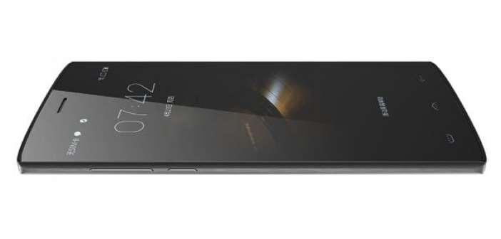 HOMTOM HT7 Pro 4G, gama de entrada por menos de 85€ con más de una sorpresa