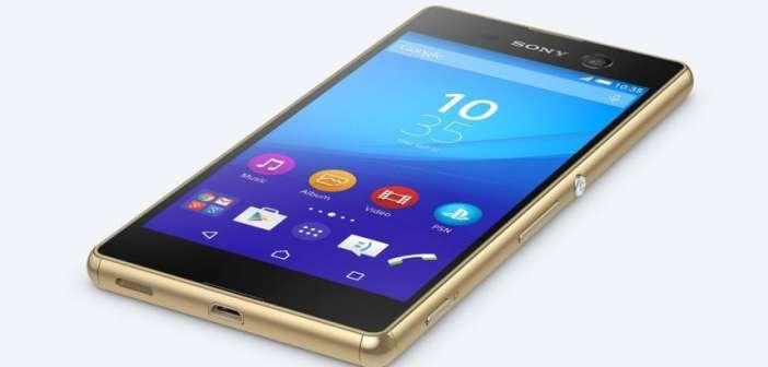 Nuevo Sony Xperia M5. Cámaras espectaculares y resistencia al aguaen un digno heredero del M4Aqua