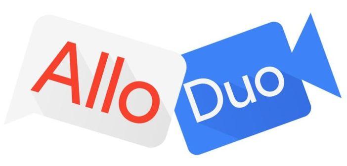 ¿Quieres probar Allo o Duo? Pre-inscríbete ya en Google Play y se de los primeros en disfrutarlas