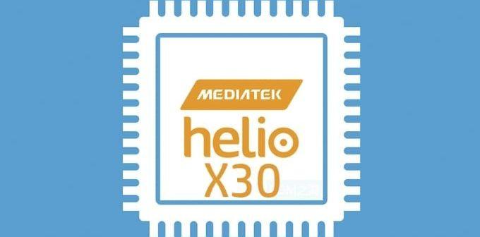 Helio X30 de MediaTek, TSMC en 10nm