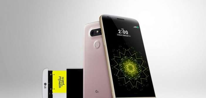 LG G5, certificado por la NIAP por su seguridad