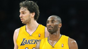 Kobe & Pau Gasol