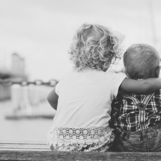 Having two kids has made me a better mom