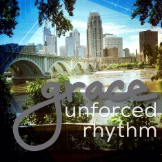 Jesus gave us the unforced rhythm of grace - Andybondurant.com