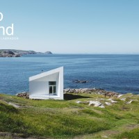 TERRE-NEUVE : POINT ARCHITECTURE À FOGO ISLAND