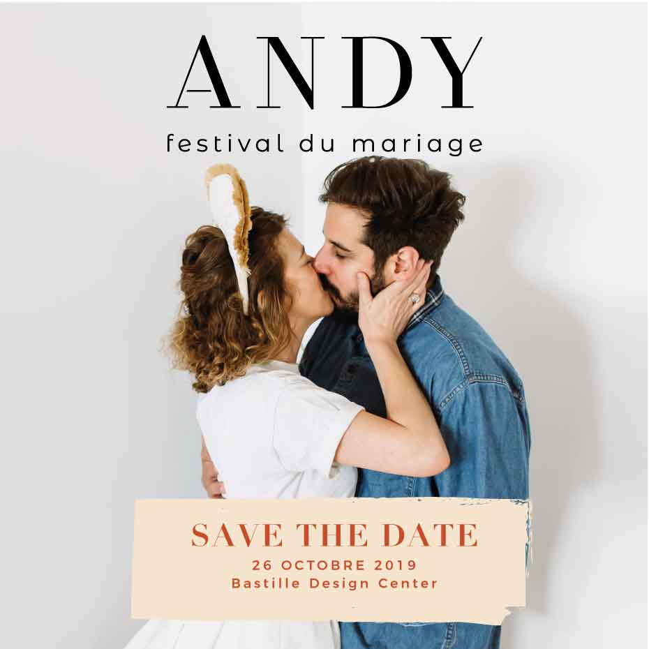 Salon Du Mariage Paris 2015 Andy Festival Du Mariage à Paris Home Save The Date Andy