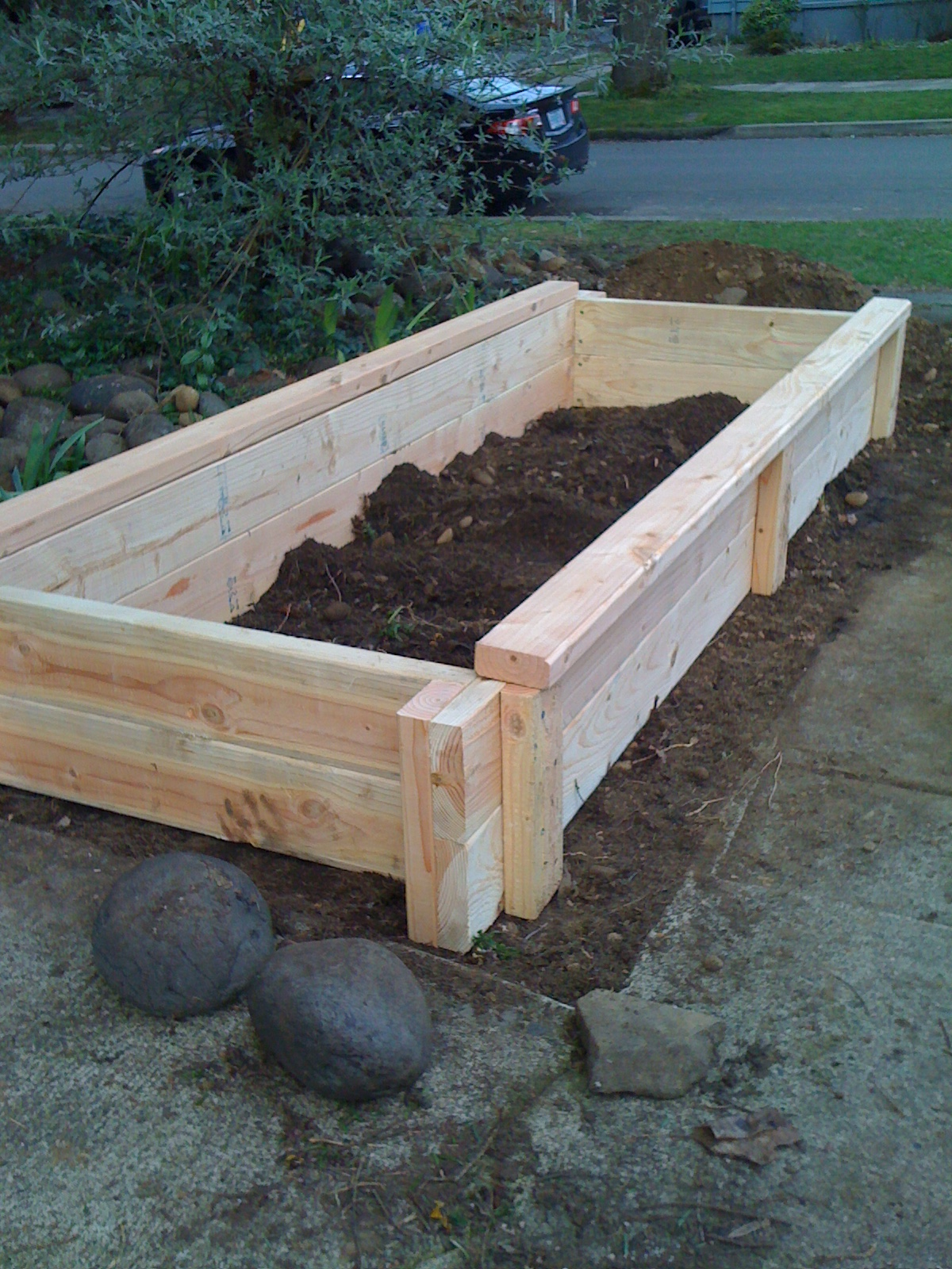 Box à Planter Building Planter Boxes Andy Idsinga Make Fix Share Repeat