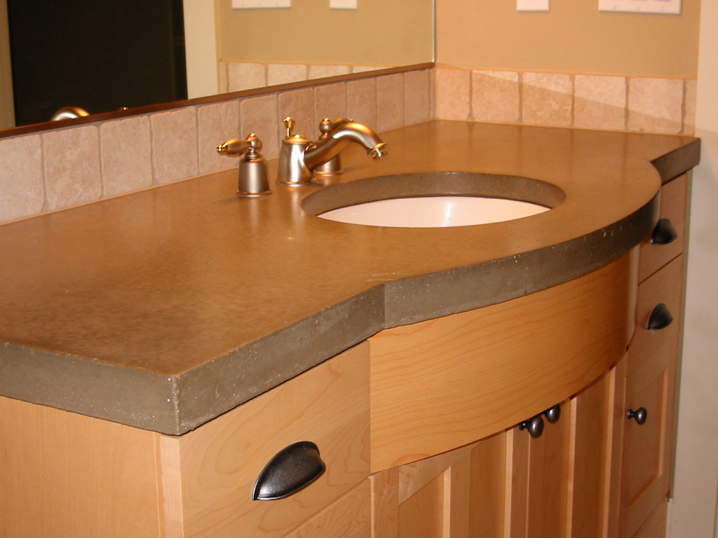 Concrete Countertop Contractors Concrete Countertop 2 Home Construction And Remodel