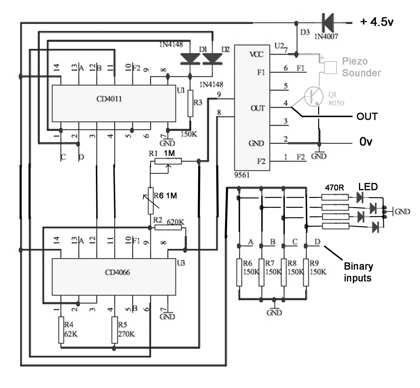 circuit bending electrnica musical